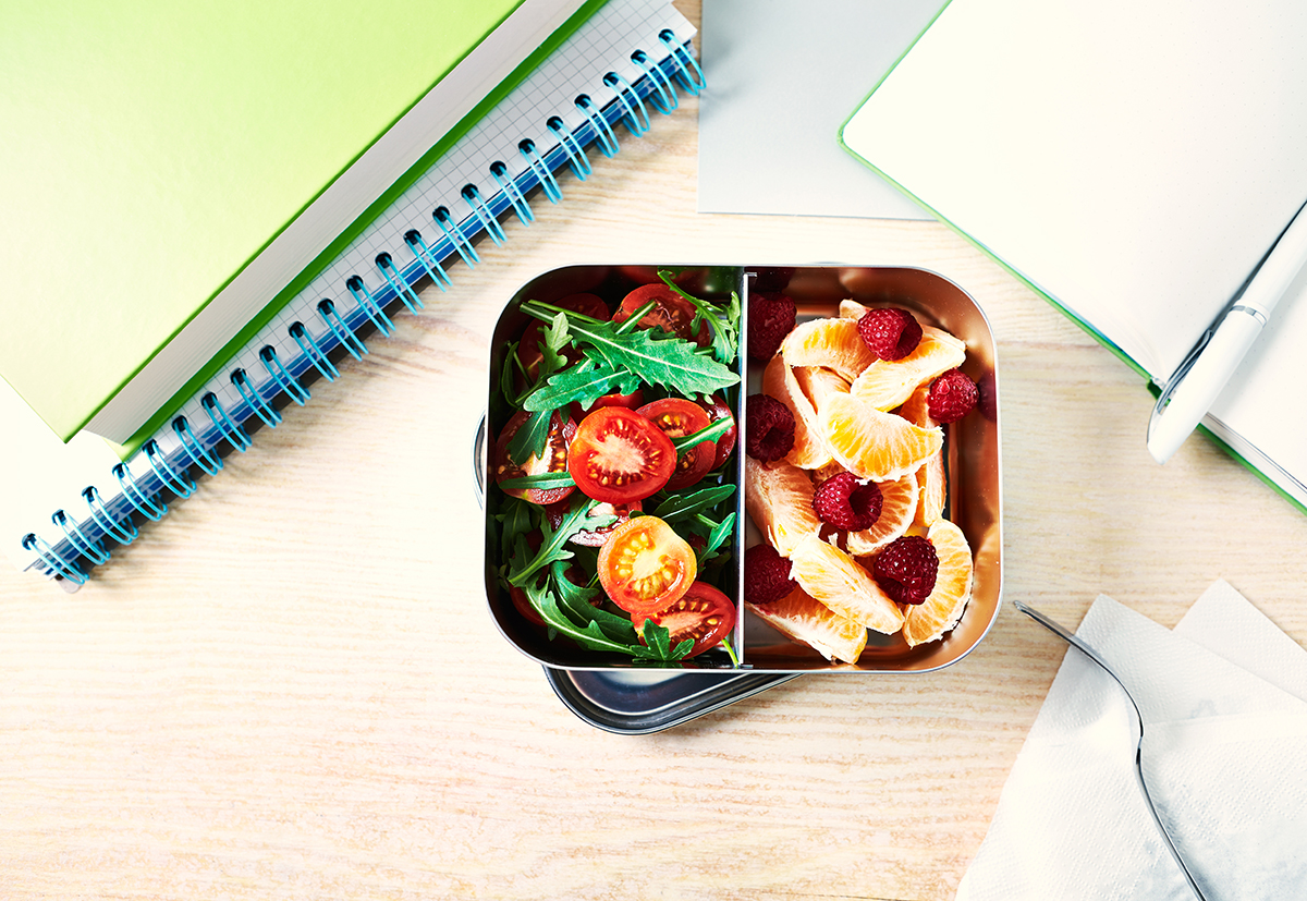 Meal Planning for Healthy Weekday Work Lunches